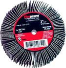3X1 80 Grit Flap Wheel