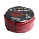 "50' x 3/8"" Red Goodyear Air"