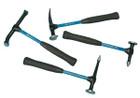 4 Piece Hammer Set Fiberglass