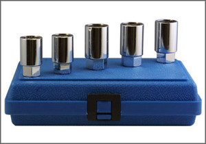 5 Piece Stud Extractor Set