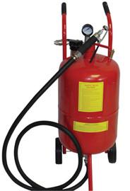 10 Gallons 80 LB Abrasive