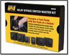 6 Pc Relay Bypass Set