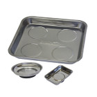 3 pc Magnetic Parts Tray Set