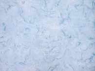 "1895-400, Hoffman Batiks Dusty Blue Bali Handpaints Light Sky Blue. 100% Cotton, 42"" wide,"