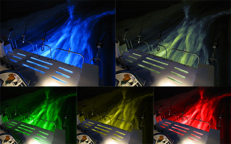 boat underwater lights - led | imdsales, Reel Combo