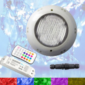 Swimming Pool LED Light RGB + Controller - Bright 7 Different Colours - Quality Light