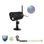 UNIDEN Add-On Wireless Surveillance Camera - Compatible With G1420 Series - Weatherproof Camera
