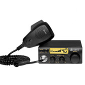 Cobra Compact CB 27Mhz Radio with Illuminated LCD Display 40 Channel