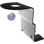 AXIS VN-VS Long SS Bonnet Mount - 65mm Height - 16mm Hole - Stainless Steel Construction