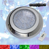 Swimming Pool LED Light RGB - Very Powerful Colour Light - 54W
