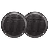 Axis Marine/Outdoor 60W 5 Inch Speakers - Ultra Slim Design - Black