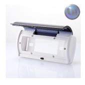Marine Waterproof Radio Cover - White - DIN/Shaft - Radio/CD Player