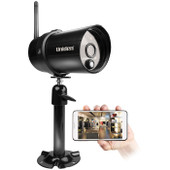 Guardian APP Enabled Weatherproof HD Outdoor Camera - HD 720P