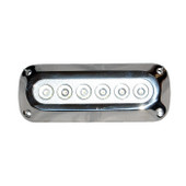 18W Underwater LED Boat Light - Rectangle Design