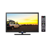 12 VOLT 60cm FULL HD LED TV DVD/MULTIMEDIA PLAYER w DVB-T DIGITAL TUNER - USB - PVR - TIME SHIFT