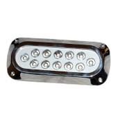 36W Underwater LED Boat Light - Rectangle Design