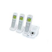 Uniden DECT 6.0 CORDLESS PHONE SYSTEM with  ANSWERING MACHINE & 2 EXTRA HANDSETS