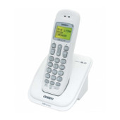 Uniden DECT 6.0 CORDLESS PHONE SYSTEM & CHARGE BASE - 3 Line Full Dot Matrix LCD Display