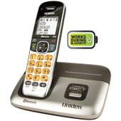 Uniden Premium DECT Digital Cordless Phone System with Integrated Bluetooth Technology