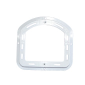 Concrete Wall Pool Light Mounting Plate