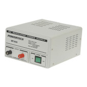 Powertech 20 AMP BENCH/LAB POWER SUPPLY - 240V Power  - 13.8V DC Output - 22 Amp Peak