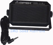 Opek Delux Extension Speaker for UHF VHF CB Radios