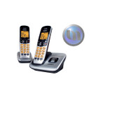 Uniden PREMIUM DECT 6.0 CORDLESS PHONE SYSTEM with EXTRA HANDSET & CHARGE BASE