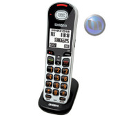 Uniden XDECT Optional Visual and Hearing Impaired Digital Cordless Handset