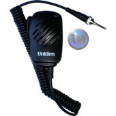 Uniden - STANDARD MICROPHONE with PTT - Push To Talk