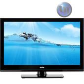Axis 47cm 12 VOLT HD LED TV w DVB-T BUILT-IN DVD/USB/PVR - 1 Rear PC Audio