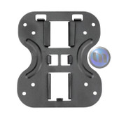 """AXIS TV BRACKET - FLAT TO WALL LCD MOUNT - Suits 13-23"""" LCD - 20Kg Max"""