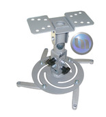AXIS CEILING PROJECTOR MOUNT 360 - 200mm from Ceiling - 10kg Max