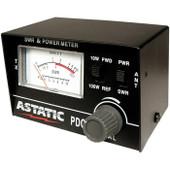 Astatic - SWR / RF METER 24 - 30MHz - 10 Watts - 100 Watts