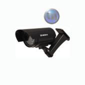 Uniden IMITATION OUTDOOR SURVEILLANCE CAMERA - Weatherproof - Looks like the real thing