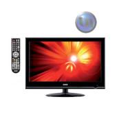 AXIS 55cm 12 Volt HD LED TV w DVB-T Built-In DVD/USB/PVR - 16:9 Widescreen Format - PAL