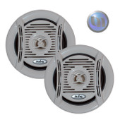 Axis Marine/Outdoor 130W 2-Way 5 Inch Speakers
