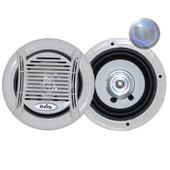 AXIS 6.5 Inch Marine Speakers 1 x Pair  160 Watts - Flush Mount