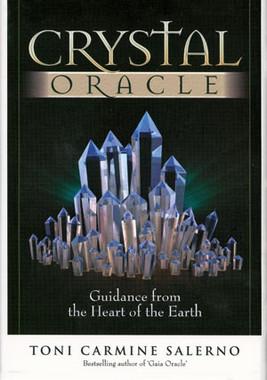 Crystal Oracle by Toni Carmine Salerno