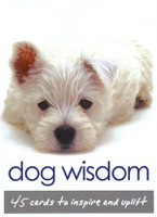 Dog Wisdom Cards by Tony Carmine Salerno