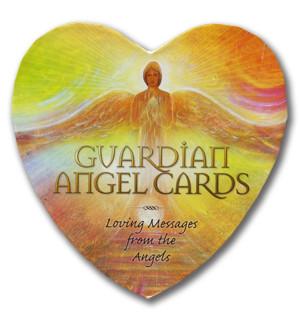 Guardian Angel Cards by Toni Carmine Salerno