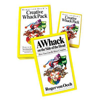 Creative Whack Pack® Deck/Book Set