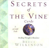 Secrets Of The Vine Cards: A 50-Card Deck