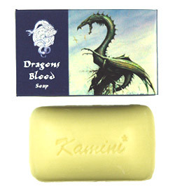 Kamini Dragon's Blood Soap - 100gr.
