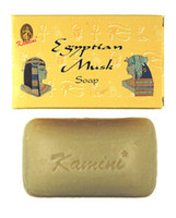 Kamini Egyptian Musk Soap - 100gr