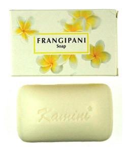 Kamini Frangipani Soap