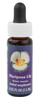 Flower Essence Mariposa Lily Supplement Dropper -- 0.25 fl oz