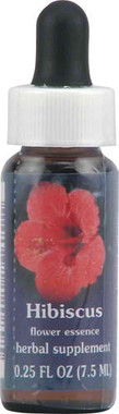 Flower Essence Hibiscus Dropper -- 0.25 fl oz