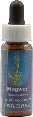 Flower Essence Mugwort Supplement Dropper -- 0.25 fl oz