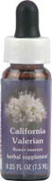 Flower Essence California Valerian Dropper -- 0.25 fl oz