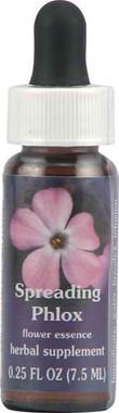 Flower Essence Range of Light Spreading Phlox Supplement Dropper -- 0.25 fl oz